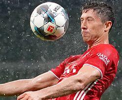 Fantastyczna grafika z gwiazdą Bayernu. Zrobili z Lewandowskiego Supermana