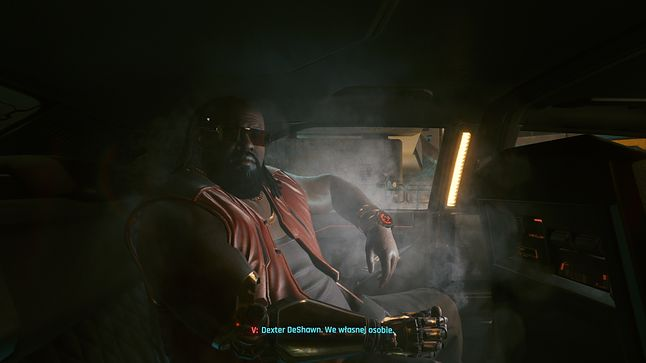 Cyberpunk 2077: Dexter DeShawn
