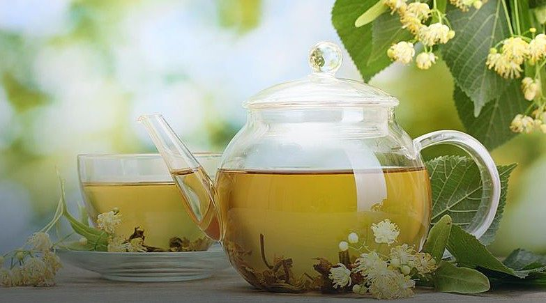 Domowe herbatki z kwiatów lipy