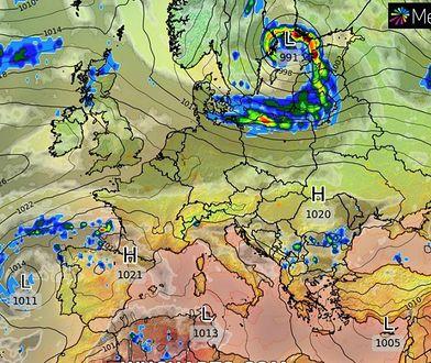 Pogoda. Polarny front psuje wakacje. Nocą odnotowano pierwsze ujemne temperatury.