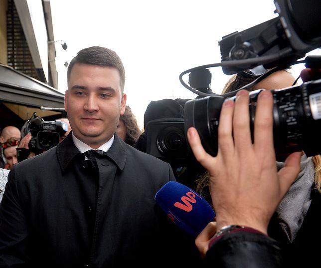 Bartłomiej Misiewicz funkcję rzecznika prasowego MON przestał pełnić w lutym 2017