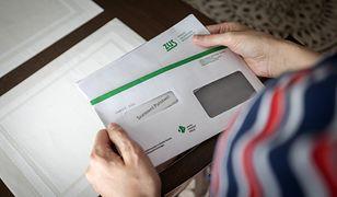 List z ZUS. Zakład właśnie wypuścił ostatnią partię 200 tys. informacji dla Polaków