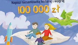 Konkurs literacki Biedronki. Sieć znowu da pisarzowi i grafikowi po 100 tys. zł