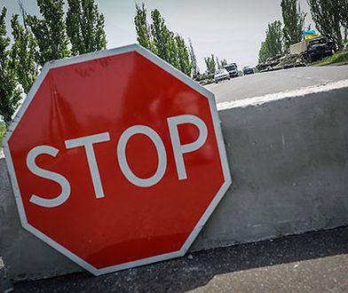 Dane biometryczne, odciski palców i fotografie na granicach. Ukraina broni się przed terroryzmem