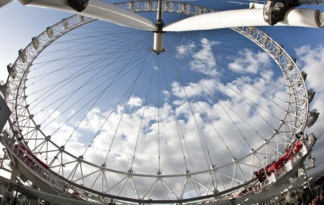 London Eye, Londyn, Wielka Brytania