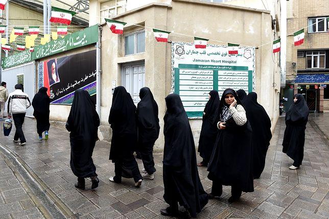 Iran. Kraj dla kobiet
