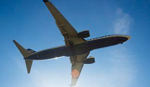 Samolot wystartował z Krakowa o godz. 17