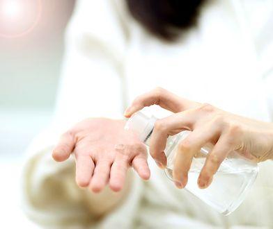 Woda kolońska może służyć w walce z koronawirusem