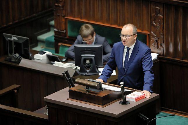 Adam Bodnar zdawał w Sejmie raport z działania Rzecznika Praw Obywatelskich