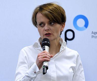 """Wybory 2020. List Jadwigi Emilewicz do polityków Porozumienia. """"Nowa formuła"""""""