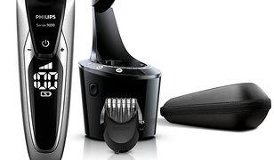 Męska rzecz: Test elektrycznej maszynki do golenia Philips Series 9000