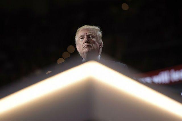 Donald Trump stawia wszystko na jedną kartę? Wpłacił 10 mln dol. na swoją kampanię