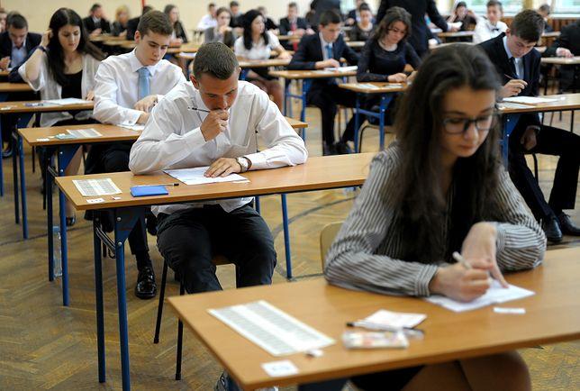 Quiz gimnazjalny z Operonem i Wirtualną Polską - matematyka