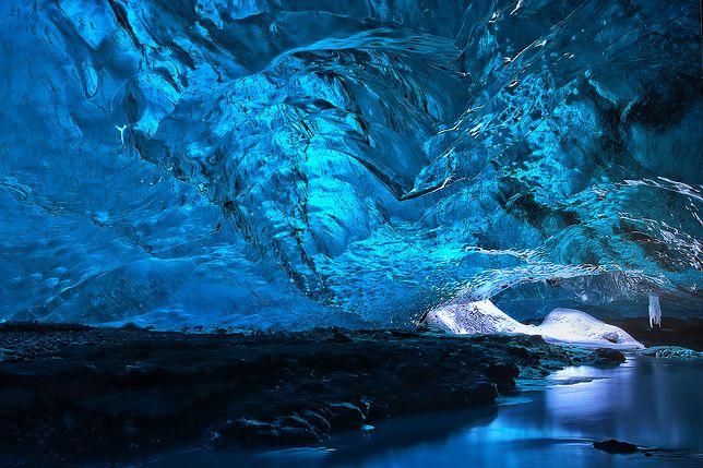 """Odkryli ukryte życie w jaskiniach Antarktydy. """"Szereg skomplikowanych form"""""""