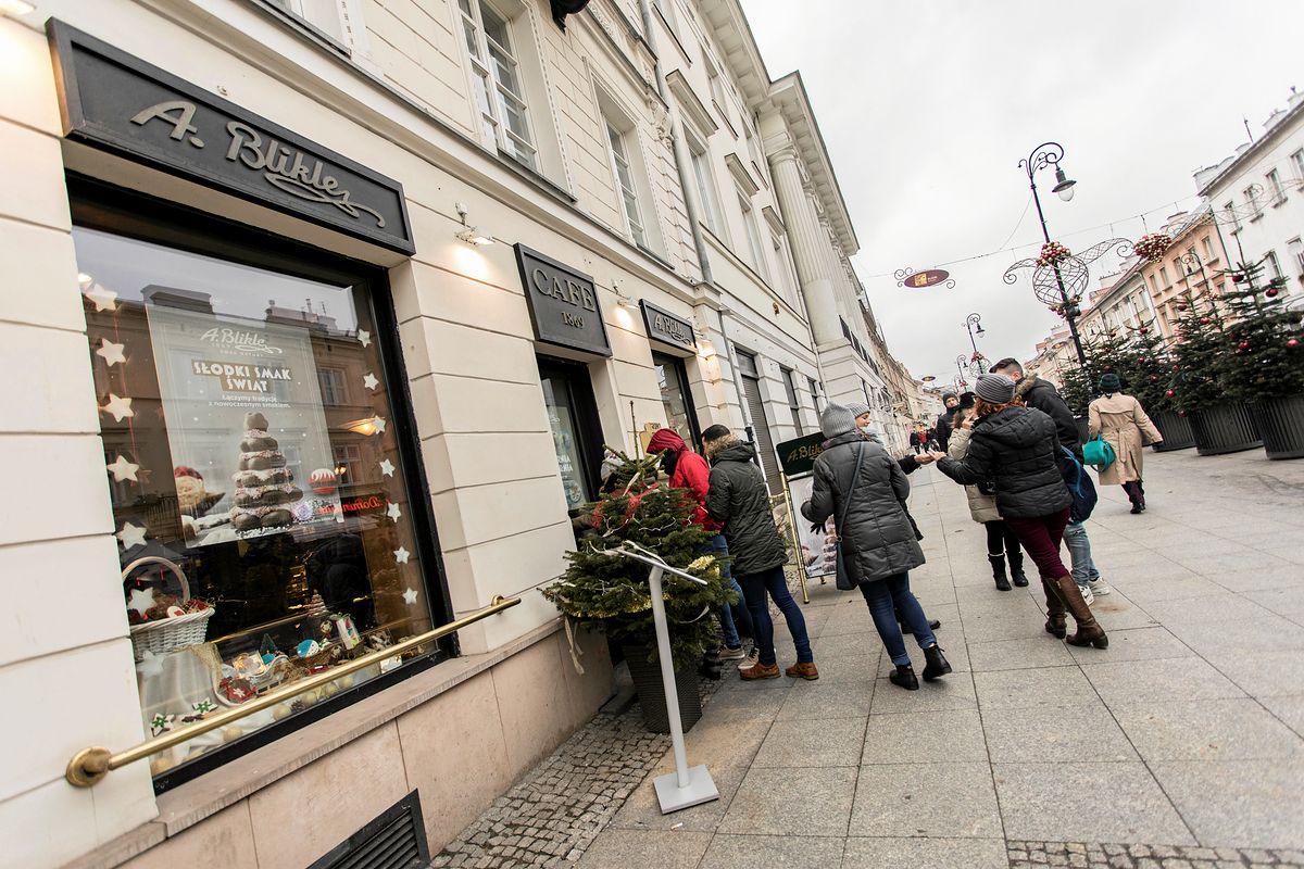 Jedna z nich wykończyła nawet legendarną cukiernię. Oto najdroższe ulice w Polsce