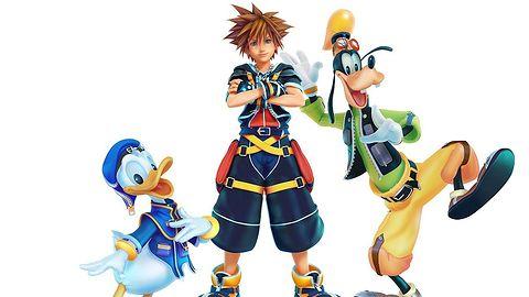 Pomóż ukształtować przyszłość Kingdom Hearts