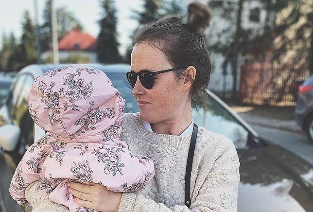 Olga Frycz wyprawiła urodziny córce. Wszystko zrobiła sama