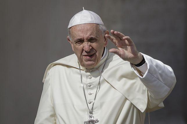 Papież Franciszek nie otrzymał oficjalnego zaproszenia od Rosji