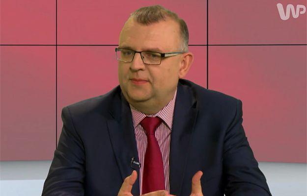 Kazimierz M. Ujazdowski na marginesie PiS. W partii spekulują, że może startować na prezydenta Wrocławia