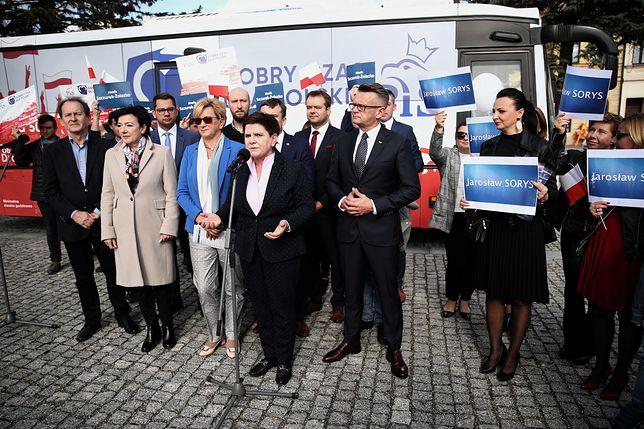 Wybory 2019. Najnowsze sondaże wyborcze. 46 proc. dla PiS, 19 proc. dla KO