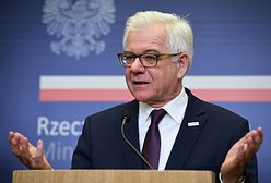 Czaputowicz uda się z wizytą do Mariupola. Polska wesprze Ukrainę w wymiarze bezpieczeństwa