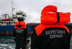 SBU zatrzymała rosyjski tankowiec. Blokował ukraińskie jednostki