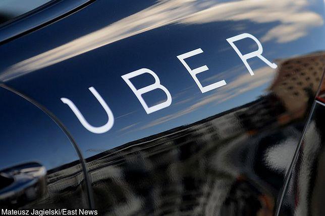 Uber nie poniósł winy za wypadek