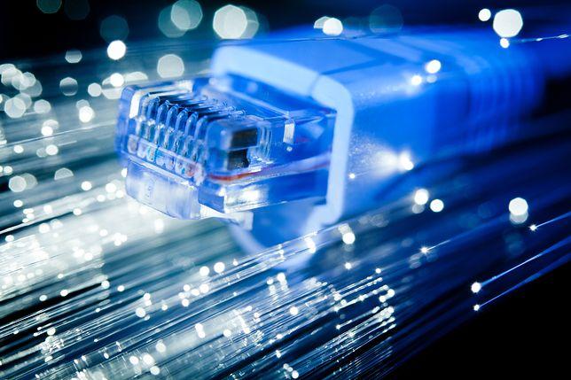 Prędkość internetu w Polsce wzrasta