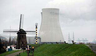 Elektrownia Doel położona jest niedaleko granicy z Niemcami i działa od 43 lat