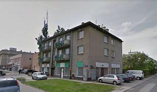 Kamienica przy ul. Dahlberga 5 w Warszawie