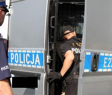 Warszawa Mokotów. 73-latek spowodował 12 kolizji
