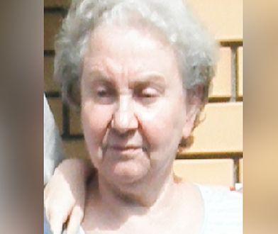 Warszawa. Policja szuka 78-latki z zaburzeniami pamięci