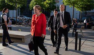 Rozmowy między niemieckimi koalicjantami były prowadzone w trudnej atmosferze