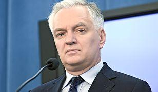 Jarosław Gowin zaprzecza, że buduje finansowe zaplecze partii za ministerialne pieniądze