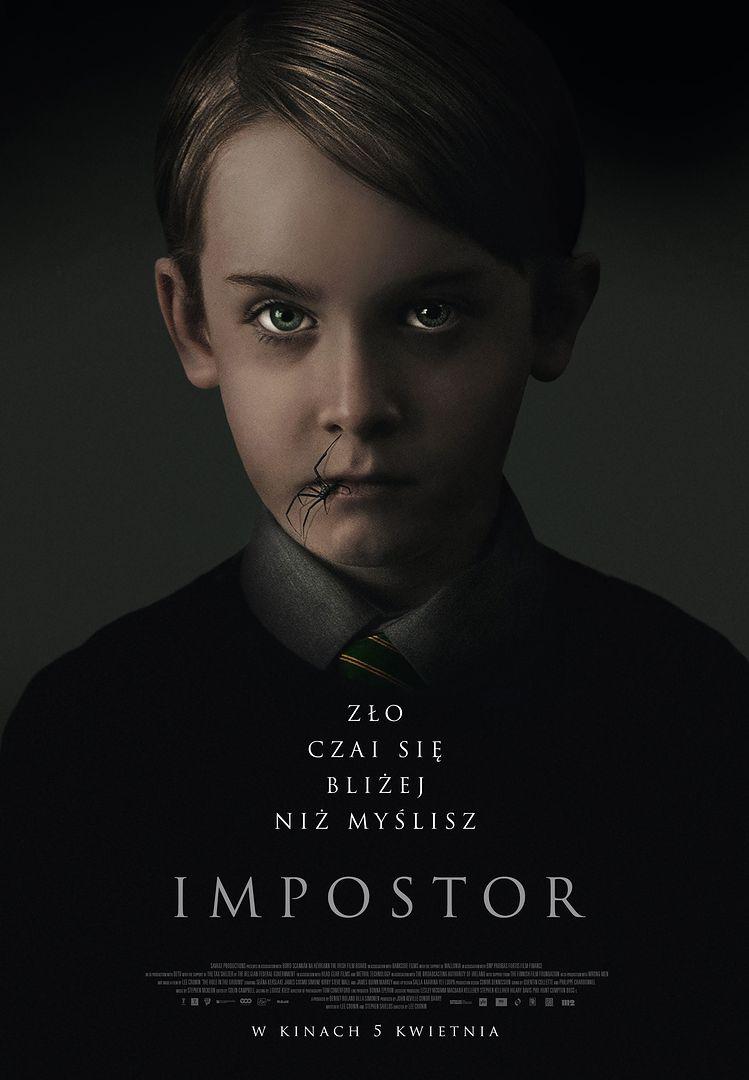 """Najlepsze horrory z przerażającymi dzieciakami. """"Impostor"""" w kinach od 5 kwietnia!"""