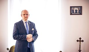 Mecenas Jerzy Kwaśniewski, prezes Ordo Iuris