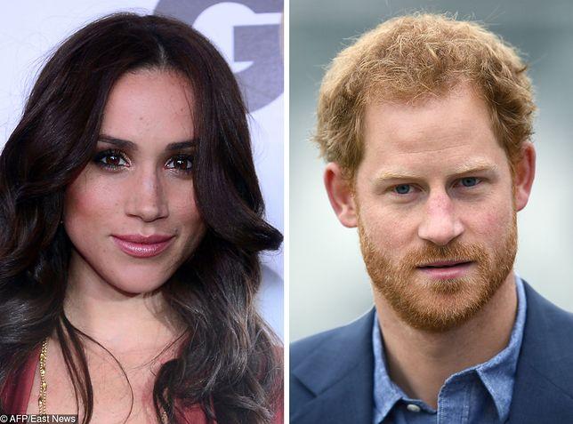 Pierwsze oficjalne wyjście księcia Harry'ego i Meghan Markle