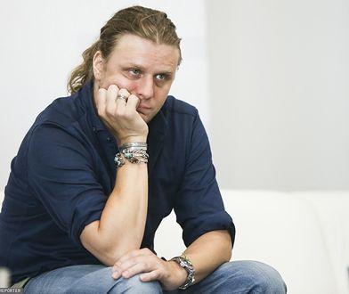 Piotr Woźniak-Starak zmarł w sierpniu 2019 r.