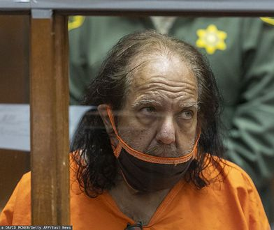 Ron Jeremy nie przyznał się do winy