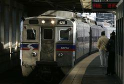 USA. Bezdomny zgwałcił kobietę w pociągu. Pasażerowie nie pomogli