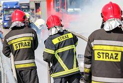 Tragiczny pożar w mieszkaniu w Tczewie. Nie żyje mężczyzna