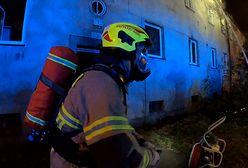 Tragiczny pożar w Poznaniu. Nie żyje 8-letnia dziewczynka