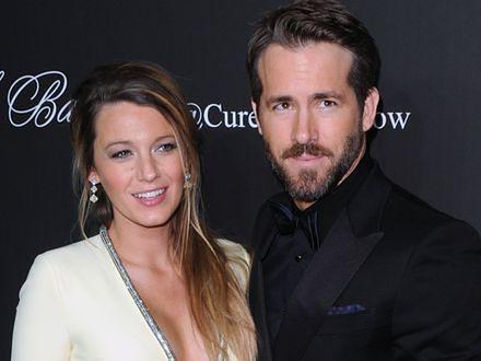 Blake Lively i Ryan Reynolds zostali rodzicami