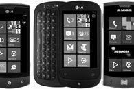 LG ucieka od Windows Phone - LG z Windows Phone: Optimus 7, Quantum, Jil Sander
