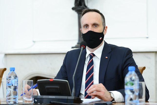 Zdaniem posła Janusza Kowalskiego, rząd nie odpowiedział na jego interpelację