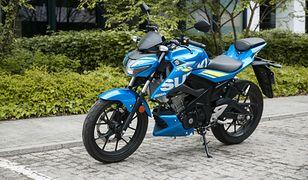 Suzuki GSX-S125, czyli z czego można zrezygnować przy zakupie motocykla 125 cm3