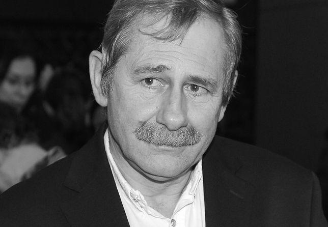Andrzej Strzelecki nie żyje. Przyjaciela żegna Tomasz Stockinger
