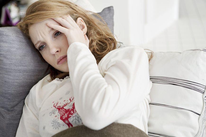 Przewlekła migrena