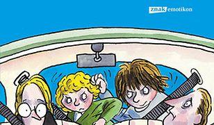 Koszmarny Karolek w samochodzie