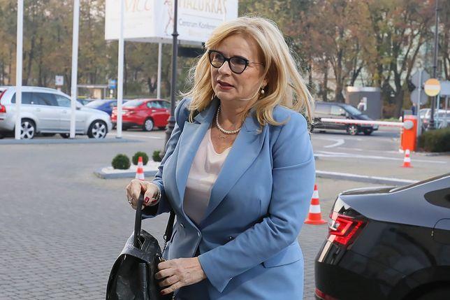Małgorzata Gosiewska o operacji Jarosława Kaczyńskiego: wszystko przebiegło dobrze